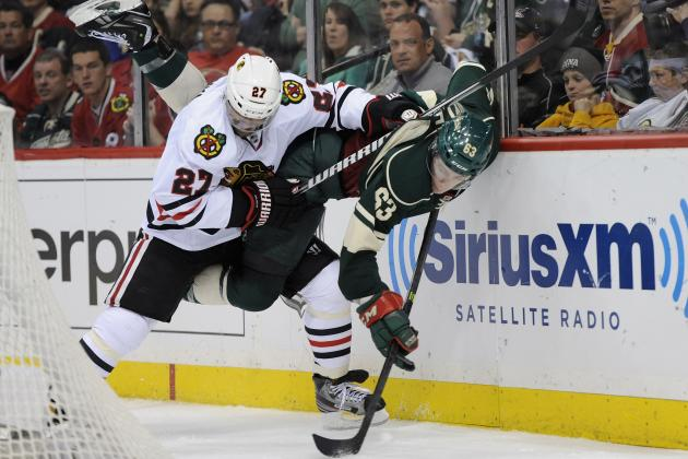 Chicago Blackhawks: Grinding Out Game 4 Victory over Minnesota Wild Great Sign