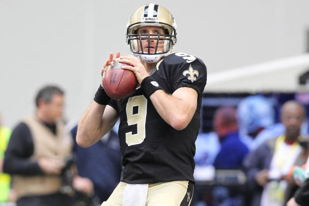 Brees Among Most Influential Athletes