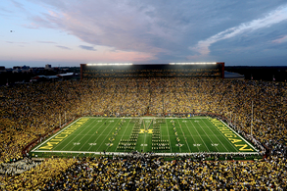 Michigan's Revenues Up 47.2 Percent Due to Ticket Sales, Rights Licensing