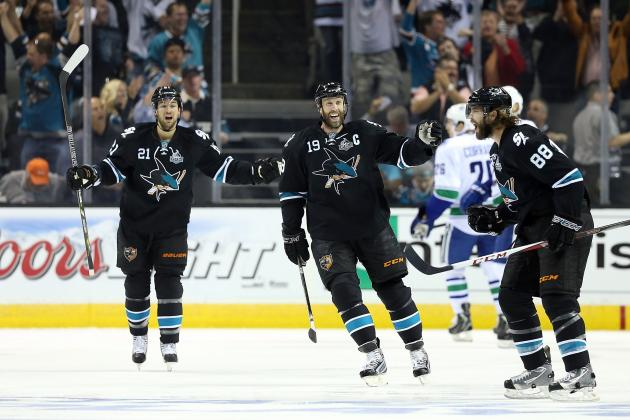 Is This the San Jose Sharks' Best Chance of Winning a Stanley Cup?