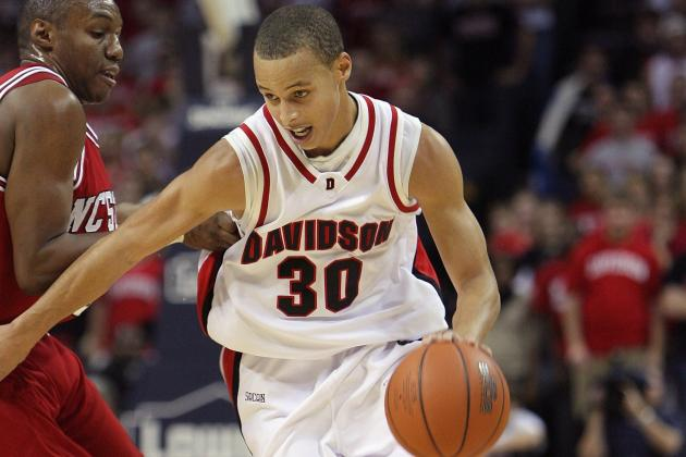 Stephen Curry's Mind-Blowing 2008 NCAA Tournament Run with Davidson