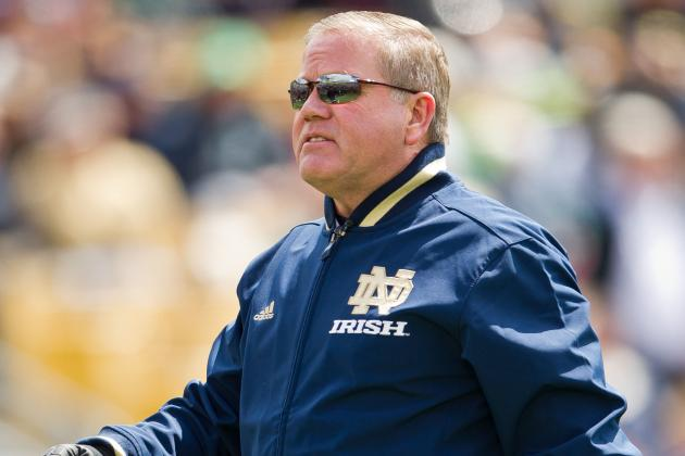 Notre Dame Football Recruiting: Irish in Hunt for Elite Quarterback