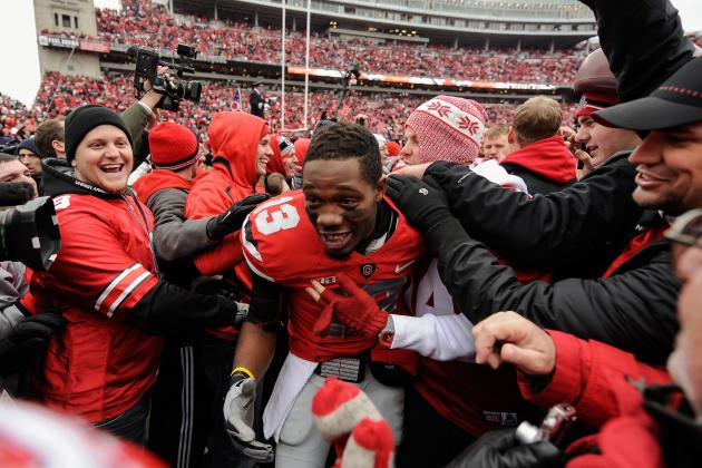 Ohio State Is a Huge, Huge Favorite to Win the Big Ten's Leaders Division