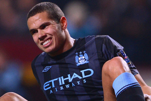 Manchester City's Jack Rodwell Believes Form Will Improve After Injury Woes