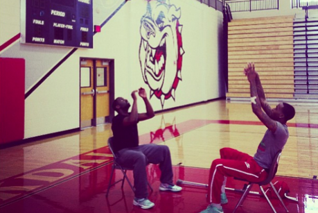 Kevin Ware Moving Quickly on the Road to Recovery