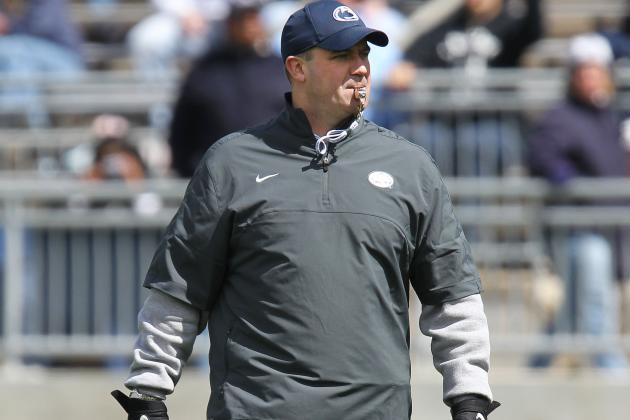 Bill O'Brien Starts from Scratch on Offense Every Spring
