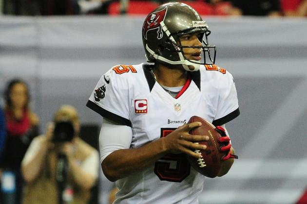 Josh Freeman Welcomes Mike Glennon, Is 'fired Up' for 2013