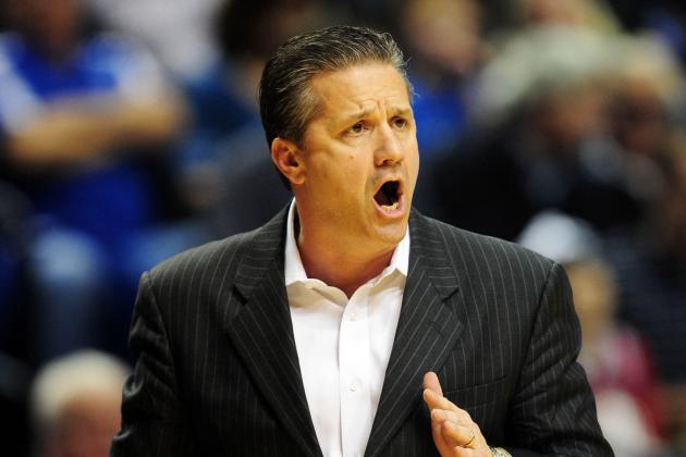 Calipari: UK Will Be 'Much Stronger Physically at All Positions'