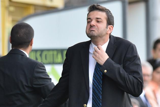 Stramaccioni: I Never Doubted Alvarez