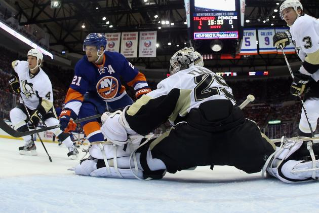 Isles Gaining Confidence
