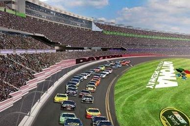 Daytona International Speedway Renovation Plans Suffer a 'Setback'
