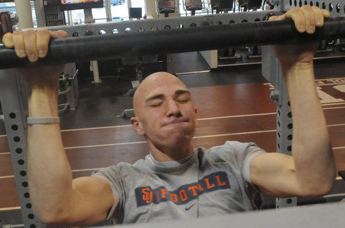Rob Long, Syracuse Spearheading Effort to Launch Uplifting Athletes Chapter