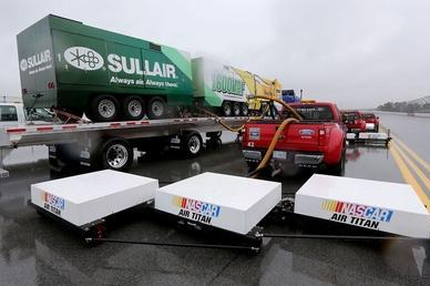 NASCAR's Air Titan Delivers at Talladega