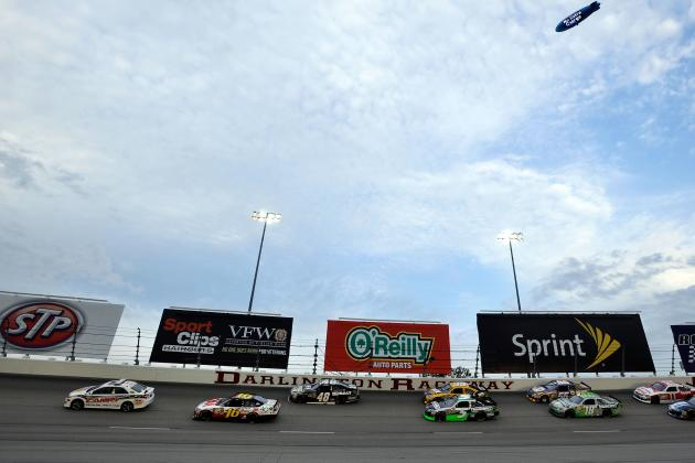 NASCAR Numbers Game: 6 Amazing Stats for Darlington Raceway
