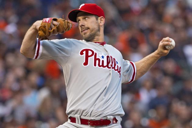 Could the Giants Target Cliff Lee at the Trade Deadline?