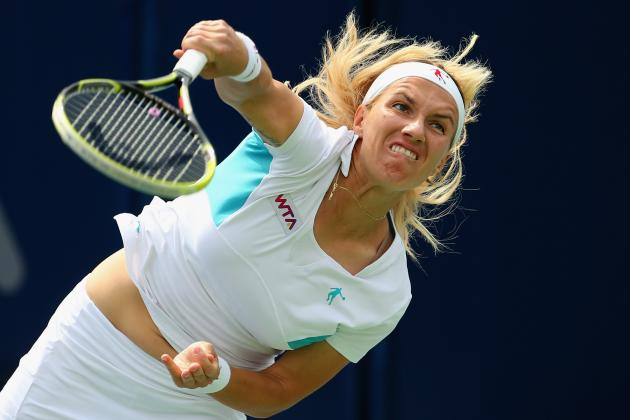 Why Svetlana Kuznetsova Is WTA's Most Underrated Champion