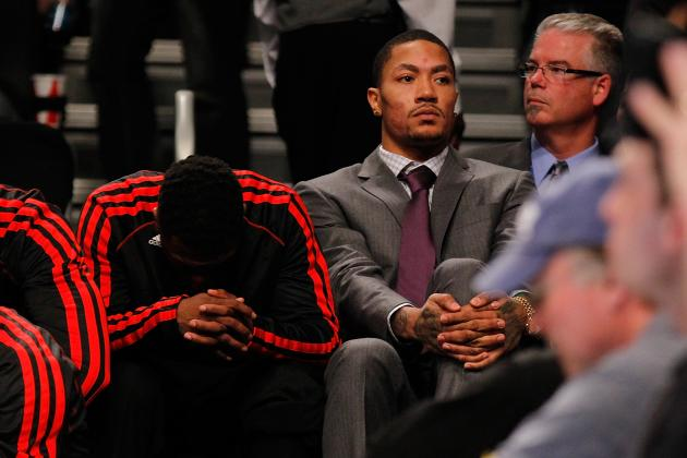 Iman Shumpert and Derrick Rose: A Tale of Two ACLs