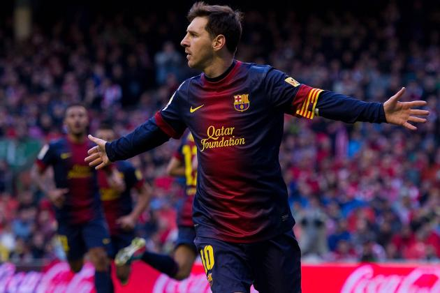 Lionel Messi's Terrific Season Shouldn't Be Overshadowed by Late UCL Woes