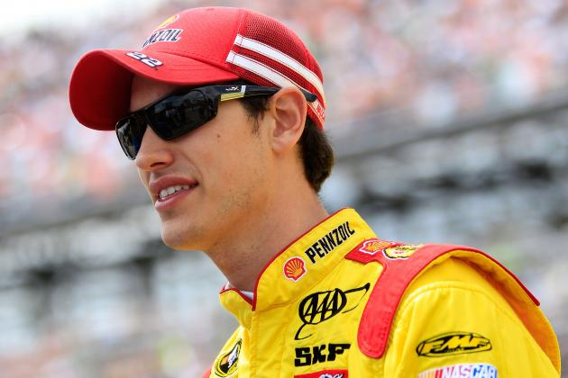Logano to race Nationwide in Iowa