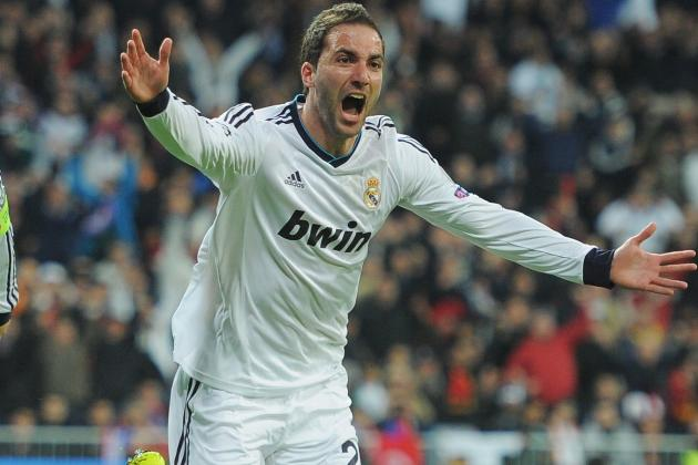 Debate: Who Should Los Blancos Get to Replace Higuain?