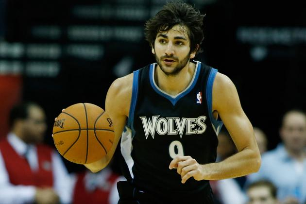 Ricky Rubio Sad Kahn Let Go in Minnesota