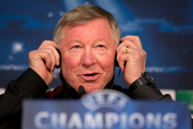 Fergie in Words: Classic Sir Alex Quotes