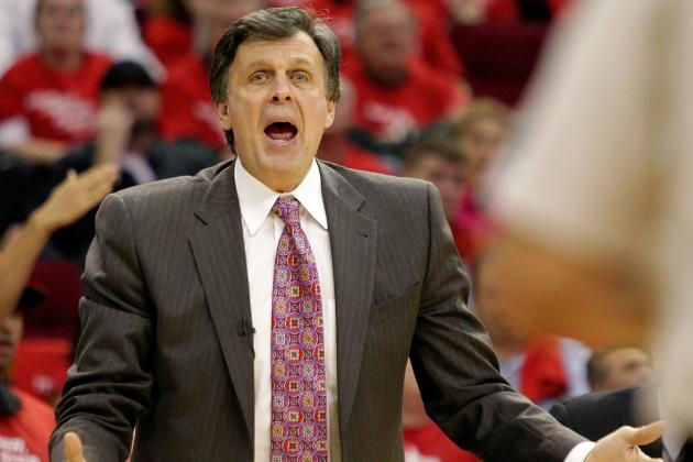 Kevin McHale Ninth in Coach of the Year Voting