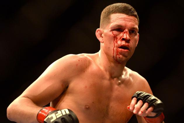 UFC: Why Nate Diaz's Idea to Add Three New UFC Weight Divisions Makes Sense