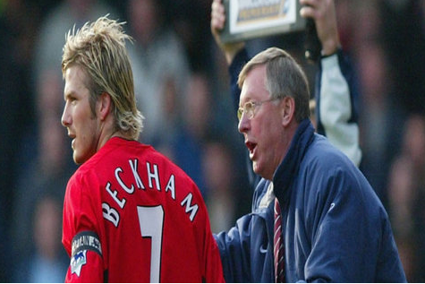 David Beckham Hails Sir Alex Ferguson as the Greatest Manager in Football