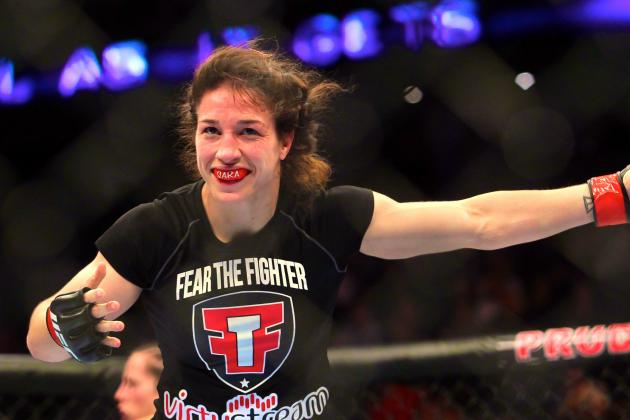 Is Sara McMann the Biggest Threat to Ronda Rousey?