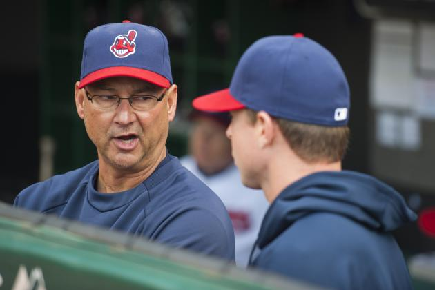 Terry Francona Doing What He Does Best with Indians