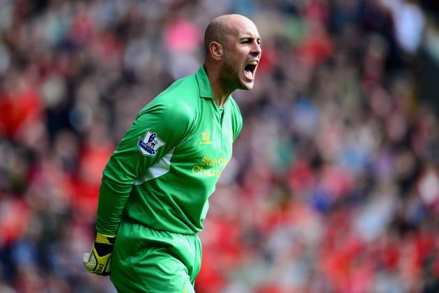 Reds 'Would Allow Reina to Rejoin Barca'