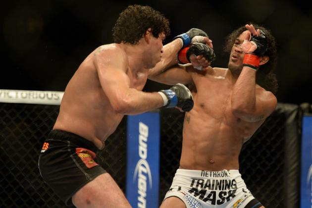 Gilbert Melendez Eyeing Fights with Aldo, Pettis, Healy, Lauzon or Sanchez Next