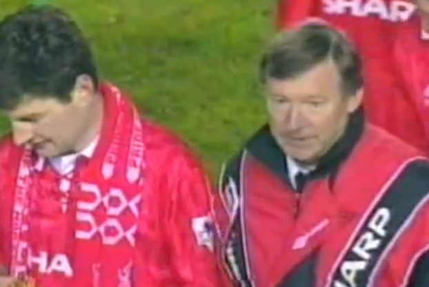 VIDEO: Fergie's Best Moments: Cantona, Turin, Moscow, Robins and '99