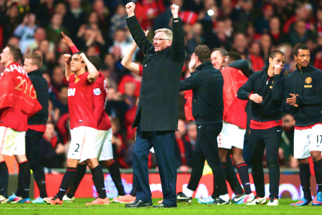 Is Sir Alex Ferguson the Greatest Coach in Any Sport, Ever?