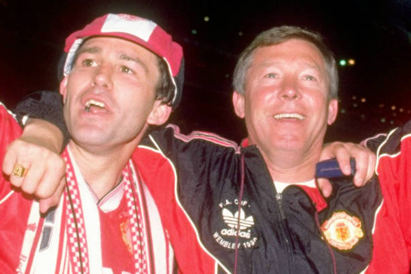 Sir Alex's Illustrious Career in Photos