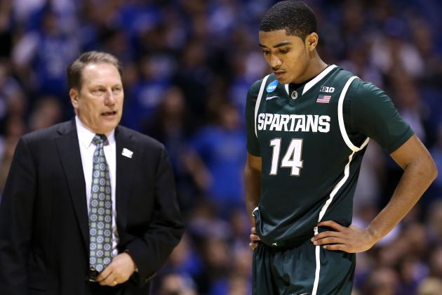 Dick Vitale: 'This Might Be the Best Team That Michigan State Has Ever Had'