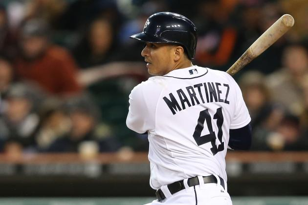 Martinez Says He Is Ready to Catch, Has Had Plenty of Success as Pinch-Hitter
