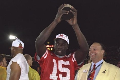 Tommie Frazier Says '90s Huskers Better Than Saban's Tide