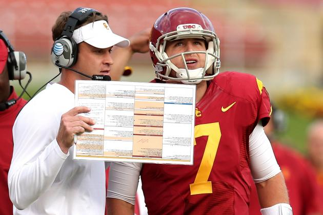 Eagles' Drafting of USC's Matt Barkley? Lane Kiffin Saw It Coming