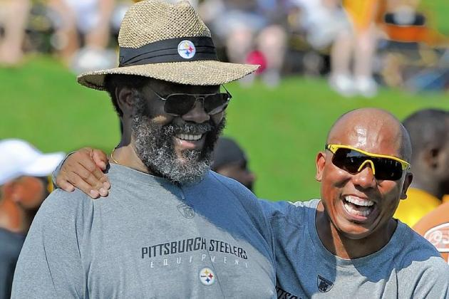 Mean Joe Greene Retires from Steelers for Final Time
