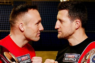 Kessler Well-Prepared for Froch
