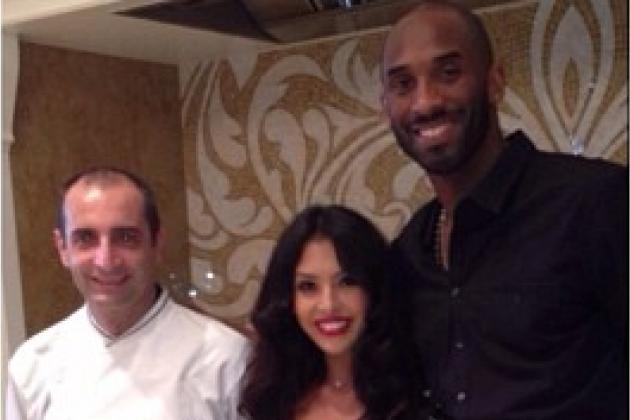 Kobe Bryant Flies in Italian Chef to Cook Vanessa Bryant a Birthday Dinner