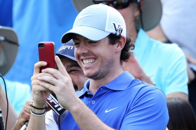 McIlroy Looks to Federer as Role Model Brand-Wise