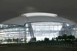 Stars Pondering Game at Cowboys Stadium