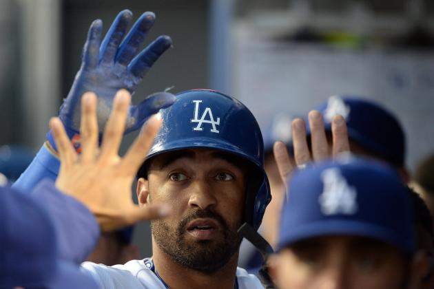 Fan Can't Believe Matt Kemp's Gesture