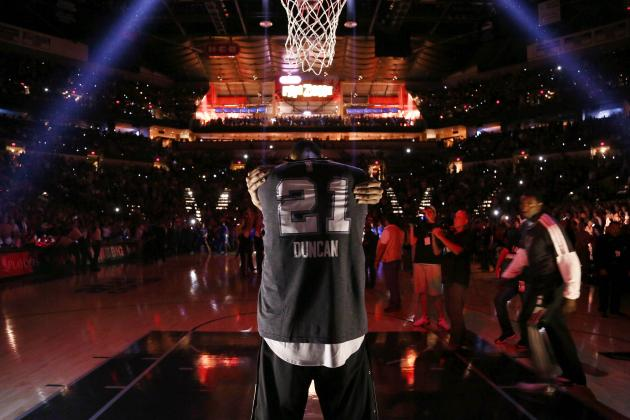 Duncan 'Much Better' After Grinding Through Game 1