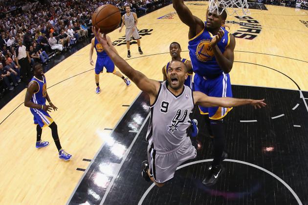 Spurs Comeback Makes NBA History