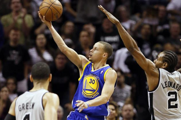 Debate: Are the Warriors Matching Up Better with the Spurs Than You Thought?
