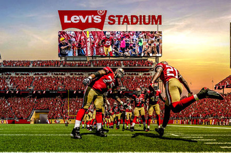 Levi's Proposes Stadium Naming Rights